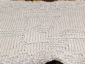 Baked with Love Dishcloth