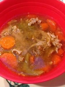 Yummy Soup.