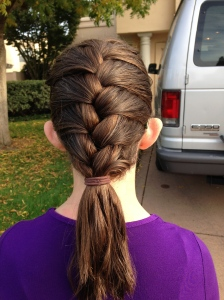 French Braid.