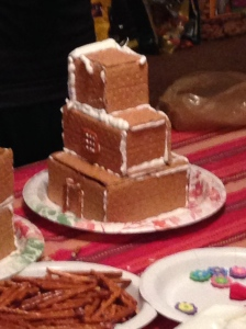 The biggest house made so far!
