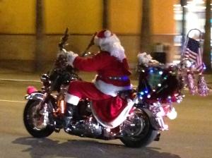 Santa sighting!!