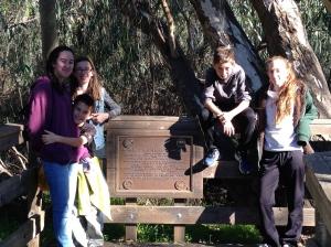 Natural Bridges State Park-Santa Cruz.
