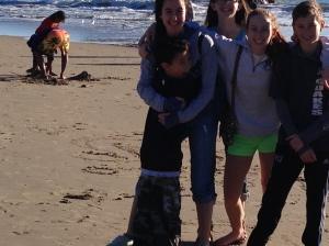 Beach Fun-Santa Cruz.