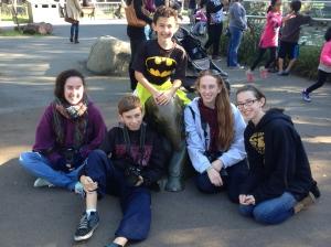 San Francisco Zoo.
