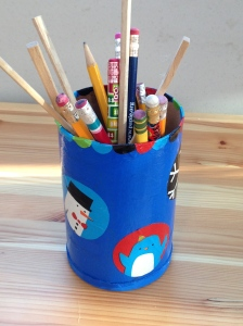 Pencil and Turning Tool Holder.