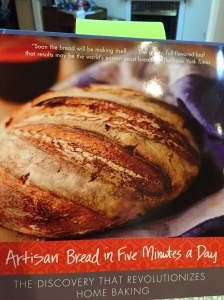 My very favorite bread making book.