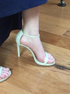 Fancy Shoes.