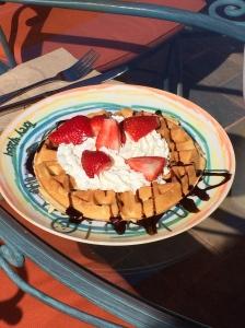 Special Belgium Waffles