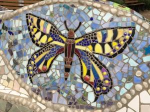 Lovely mosaics.