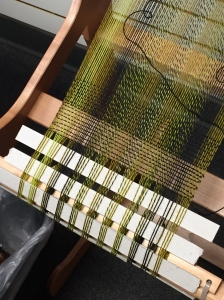 Another one on the loom.