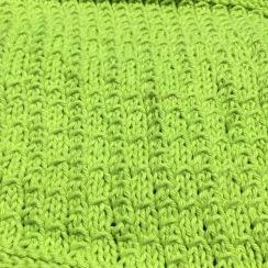 Elm Grain Cloth by Janet Nogle